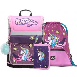Školní set Zippy Unicorn