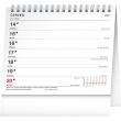 Stolní kalendář Čechy krásné, Čechy mé 2021, 16,5 × 13 cm