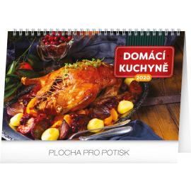 Desk calendar Home Cookbook 2020, 23,1 × 14,5 cm