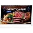 Stolní kalendář Domácí kuchyně 2022, 23,1 × 14,5 cm