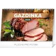 Stolní kalendář Gazdinka SK 2020, 23,1 × 14,5 cm