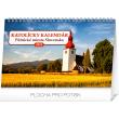 Stolní kalendář Katolícky kalendár SK 2019, 23,1 x 14,5 cm