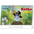 Stolní kalendář Krtko SK 2020, 23,1 × 14,5 cm