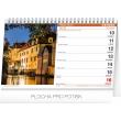 Desk calendar I love Prague 2019, 23,1 x 14,5 cm