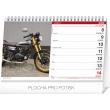 Stolní kalendář Motorky SK 2020, 23,1 × 14,5 cm