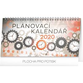 Desk calendar Weekly planner 2020, 25 × 12,5 cm