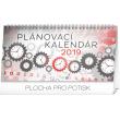 Stolní kalendář Plánovací SK 2019, 25 x 12,5 cm