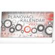 Stolní kalendář Plánovací SK 2021, 25 × 12,5 cm
