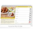 Stolní kalendář Recepty za kačku 2019, 23,1 x 14,5 cm