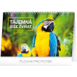 Desk calendar Magical animal world 2020, 23,1 × 14,5 cm