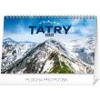 Stolní kalendář Tatry SK 2020, 23,1 × 14,5 cm