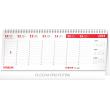 Stolní kalendář Teribear 2019, 33 x 12,5 cm