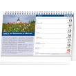 Stolní kalendář Tipy na výlety 2022, 23,1 × 14,5 cm