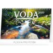 Stolní kalendář Voda CZ/SK 2020, 23,1 × 14,5 cm
