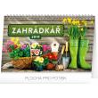 Stolní kalendář Zahrádkář 2019, 23,1 x 14,5 cm