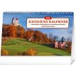 Stolní Katolícky kalendár SK 2021, 23,1 × 14,5 cm