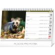 Stolní poľovnícky kalendár SK 2019, 23,1 x 14,5 cm