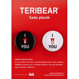 Teribear, sada placek