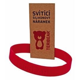 Teribear, silikonový náramek