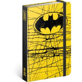 Weekly diary Batman 2019, 10,5 x 15,8 cm