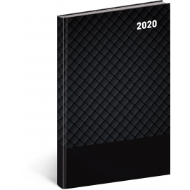 Weekly diary Cambio Classic black 2020, 15 × 21 cm