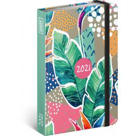 Týdenní diář Listy 2021, 11 × 16 cm