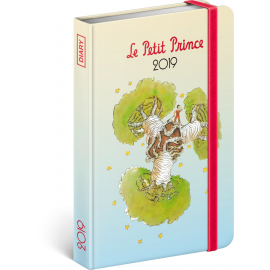 Weekly diary Le Petit Prince – Baobab 2019, 10,5 x 15,8 cm