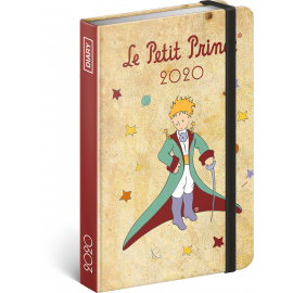Weekly diary Le Petit Prince – Prince 2020, 11 × 16 cm
