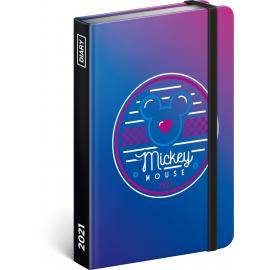 Weekly diary Mickey 2021, 11 × 16 cm