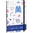 Weekly diary Fashion diary 2020, 13 × 21 cm