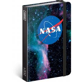 Weekly diary NASA 2021, 11 × 16 cm