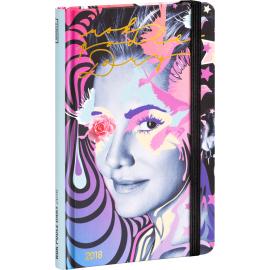 Wekly diary Rok podle Dary CZ 2018, 13 x 21 cm