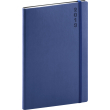 Týdenní diář Soft 2019, modrý, 15 x 21 cm