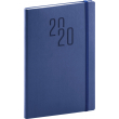 Weekly diary Soft blue-blue 2020, 15 × 21 cm