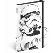Týdenní diář Star Wars – Clone 2017, 10,5 x 15,8 cm
