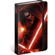 Týdenní diář Star Wars – Kylo Ren 2019, 10,5 x 15,8 cm