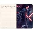 Týdenní diář Star Wars – Trooper 2020, 11 × 16 cm