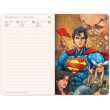 Týdenní diář Superman 2019, 10,5 x 15,8 cm