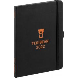 Týdenní diář Teribear 2022, 15 × 21 cm