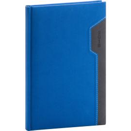 Týdenní diář Thun 2018, modročerný, 15 x 21 cm, A5
