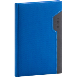 Weekly diary Thun blue-black 2019, 15 x 21 cm