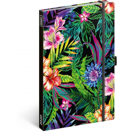 Weekly diary Tropical 2020, 13 × 21 cm