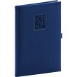 Weekly diary Vivella Classic dark blue 2020, 15 × 21 cm