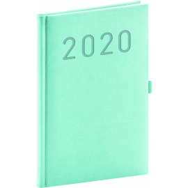 Weekly diary Vivella Fun turquoise 2020, 15 × 21 cm