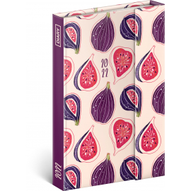 Magnetic weekly diary Figs 2022, 11 × 16 cm