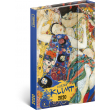 Magnetic weekly diary Gustav Klimt 2020, 11 × 16 cm