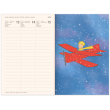 Magnetic weekly diary Le Petit Prince – Mountain 2020, 11 × 16 cm