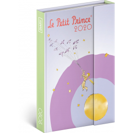 Magnetic weekly diary Le Petit Prince – Planet 2020, 11 × 16 cm
