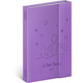 Magnetic weekly diary Le Petit Prince – Planet 2022, 11 × 16 cm