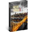 Týdenní magnetický diář New York 2020, 11 × 16 cm